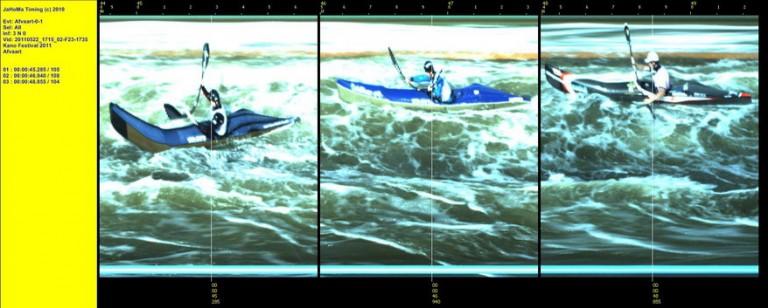 Jahoma-TimingTeam. Wild water afvaart NK 2012. Compilaties No. 1,2 en 3.
