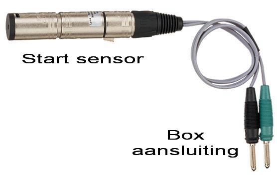 Start sensor